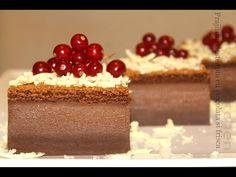 Prajitura desteapta cu ciocolata si frisca - Prajituri de casa Adygio Kitchen - YouTube No Cook Desserts, Food Cakes, Coca Cola, Cake Recipes, Cheesecake, Cookies, Kitchen, Youtube, Sweets