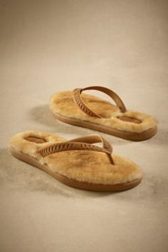 UGG Fluffie Slippers from Soft Surroundings