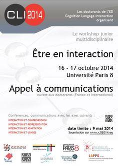 CLI 2014 | Être en interaction