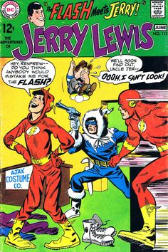 A cover gallery for the comic book Adventures of Dean Martin and Jerry Lewis Old Comic Books, Vintage Comic Books, Comic Book Artists, Vintage Comics, Funny Vintage, Children's Books, Book Cover Art, Comic Book Covers, Children's Comics