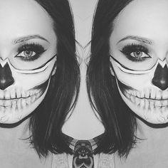 32 Skeleton Makeup Transformations For a Halloween Beyond the Grave   POPSUGAR Beauty UK