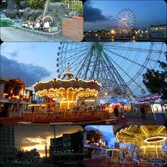 名古屋港。  愛知県、名古屋市、名古屋港。