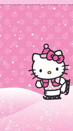 #hello_kitty #winter