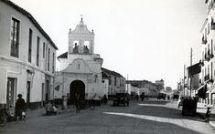 Calle Marmoles, donde vivo ahora... fotografias de malaga... Ermita de Zamarrilla