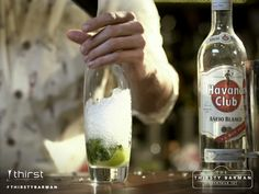 Thirsty Barman presents Cocktails101: Classic Mojito