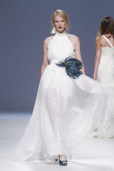 Barcelona bridal week. Diseño: Jordi Dalmau