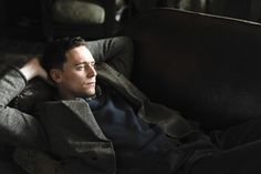 Tom Hiddleston from The Deep Blue Sea