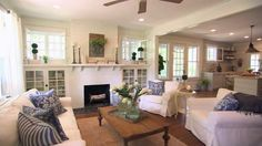 Fixer Upper Web Exclusive Video Joannas Design Tips The Childers Before And After Joanna Gaines . Home Decor Bedroom, Living Room Decor, Living Rooms, Family Rooms, Wallpaper Store, Diy Tree, Joanna Gaines Living Room, Chip And Jo, Living Room Remodel