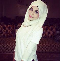 Stylish muslimah