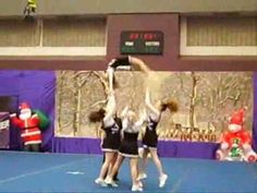 cheer stunts