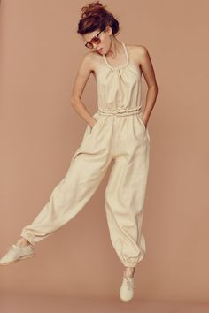 Electric Feathers SS 2016 | Fashion made in NY | Jumpsuit