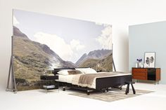 swissbed lounge by Swissflex | Double beds