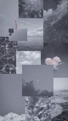 Aesthetic wallpaper | B L V C K