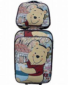 Winnie the pooh Luggage Case Spinner Upright Travel Suitcase Set, http://www.amazon.com/dp/B015PQW9FC/ref=cm_sw_r_pi_awdm_R-7Zwb1Z03XQ5