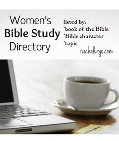 Finding  the right  women's Bible study that God has for your group can be challenging. This directory will help! Organized by book of the Bible, Bible character or topic!