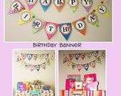 Lalaloopsy and Angry Birds printable birthday party decorations!