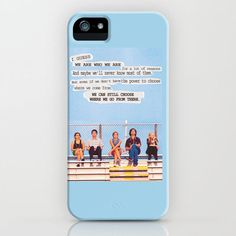 perks of being a wallflower phone cover!