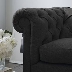 Hampstead Sofa Wool | Sofas & Armchairs | Furniture | Home | The White Company UK