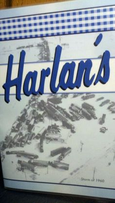 Harlan's Restaurant Davenport IA. It was Harlan's Truck Stop (located across the road from the Wishbone Inn.