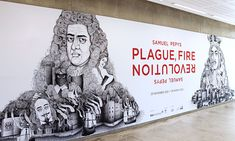 plague, fire, revolution, exhibition, national maritime museum greenwich, london, blast design, samule pepys, #pepysshow