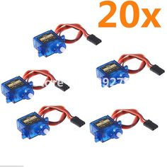 20pcs /lot Tower Pro SG90 Micro 9g Servo Torque JR Arduino RC Helicopters Aeromodelling Planes Helikopter Parts