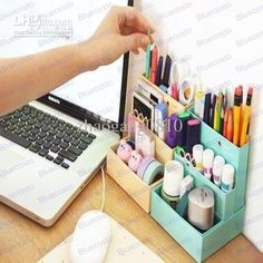 Best Cosmetic Paper - Cheap Diy Makeup Cosmetic Paper Board Storage Desk Container Online with $2.95/Piece | DHgate