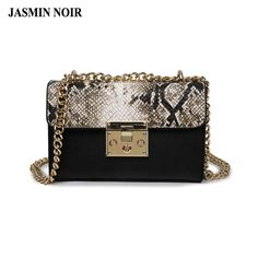 Find More Crossbody Bags Information about New spring and summer 2016 fashion handbags Women Messenger Bag Chain Crossbody bags Snake leather brand designer bags ladies,High Quality ladies across body bags,China ladie bag Suppliers, Cheap bag lady sue from Fansty Bag Co., Ltd on Aliexpress.com