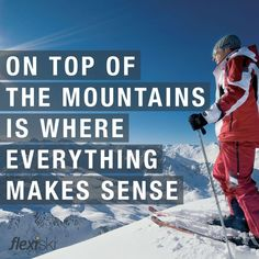 Image result for skiing wisdom
