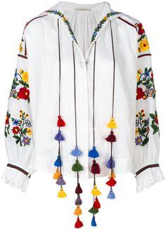 Vita Kin - blouse brodée