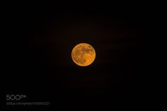super moon II by ruiejoao