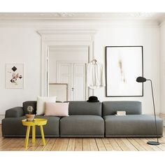 Muuto Connect Sofa & Muuto modular sofas   YLiving