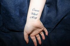 Come What May #2 by bethany cabe, via Flickr