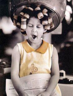 Obras do fotógrafo crianças famosas Kim Anderson (71 fotos)