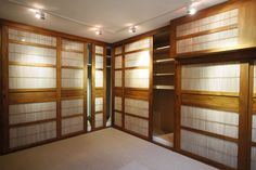 bamboo sliding walls - Google Search
