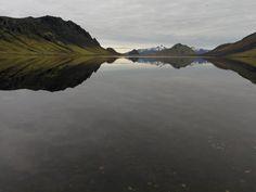 Could not sleep so I walked up to the lake. Landmannalaugar Iceland. 3968x2976p [OC]