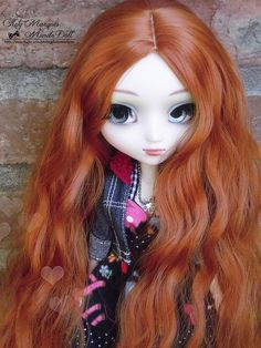 Amanda ♥ by ♥ Kety Marques -Mundo Doll ♥, via Flickr