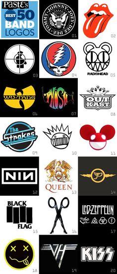 Best Band Logos | XK9 » Best Band Logos?