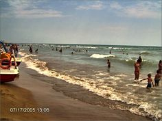 bibione beach italy