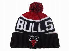 NBA Beanies Chicago Bulls 066