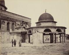 Gerusalemme, 1862, Bayt al-Mal o Cupola della Catena
