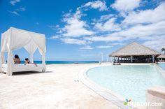 Best Hotel Pools in the Dominican Republic-Viva Wyndham Dominicus Beach