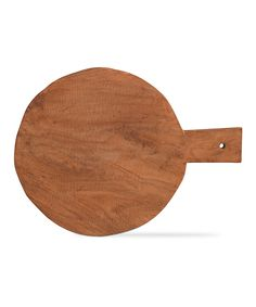 tag Round Teak Cutting Board » Love this!