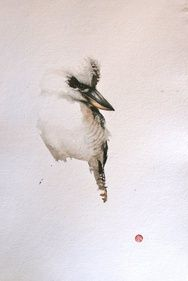 View the Cricket Fine Art collection of original Karl Martens works in watercolour on paper. Watercolor And Ink, Watercolor Paintings, Bird Paintings, Watercolors, Bird Drawings, Animal Drawings, 3d Street Art, Bird Artwork, Feather Painting