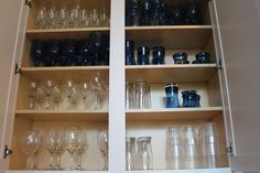 Eco Modern Concierge: Client Fun, Busy Family: Kitchen Cabinet Organization