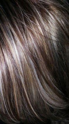 Gray Lace Frontal Wigs hair mask for gray hair – wigsshort Hair Gray Lace Frontal Wigs Hair Mask For Gray Hair Dark Grey Hair Color, Grey Hair Dye, Grey Blonde, Dark Hair, Gray Hair Highlights, Grey Hair With Brown Lowlights, Brown Hair Going Grey, Brown And Silver Hair, Black And Grey Hair