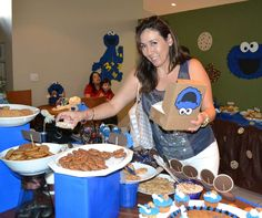 Cookie Monster  | CatchMyParty.com