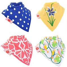 Zippy Fun Bandana Bibs for Babies and Toddlers (Girls Bright Set) (Pack of 4) Zippy http://www.amazon.com/dp/B00E5UY7UA/ref=cm_sw_r_pi_dp_VRegub0V98HEK
