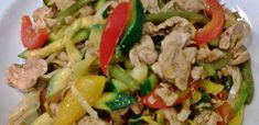 7 tavaszi zöldséges csirke recept - csak a legjobbak! - Receptneked.hu - Kipróbált receptek képekkel Summer Recipes, My Recipes, Chicken Recipes, Dinner Recipes, Hungarian Recipes, Light Recipes, Nom Nom, Paleo, Food And Drink