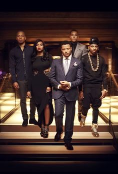 In your face: Empire is proving diversity isn't a dirty word Serie Empire, Empire Cast, Empire Fox, Most Popular Tv Shows, Favorite Tv Shows, Lucious Lyon, Netflix, Hip Hop, Taraji P