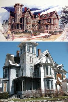 * The Picture Nobody Has Seen - Local Landmark Figures In Rigas Trial - The Old Hickory Inn in Coudersport, PA